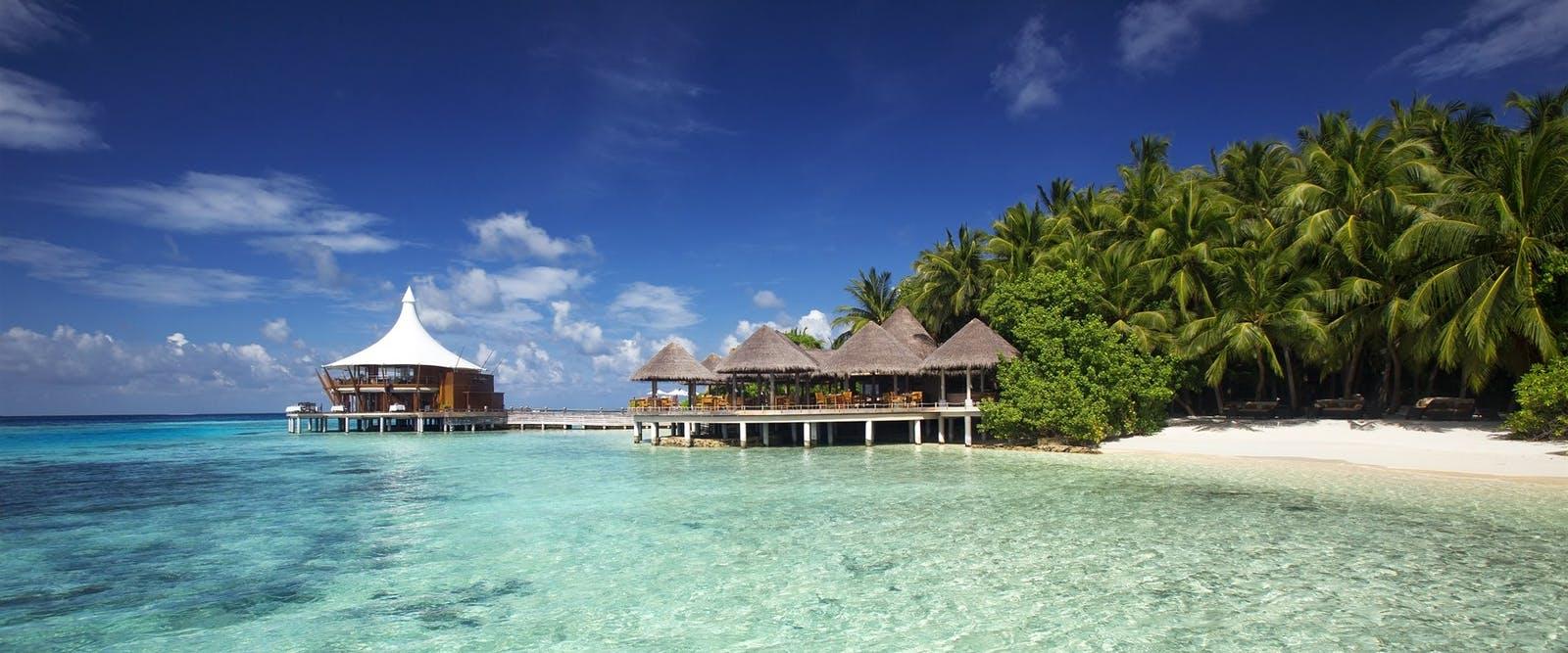 هتل  باروس مالدیو، لوکسترین هتل جهان به انتخاب مسافران