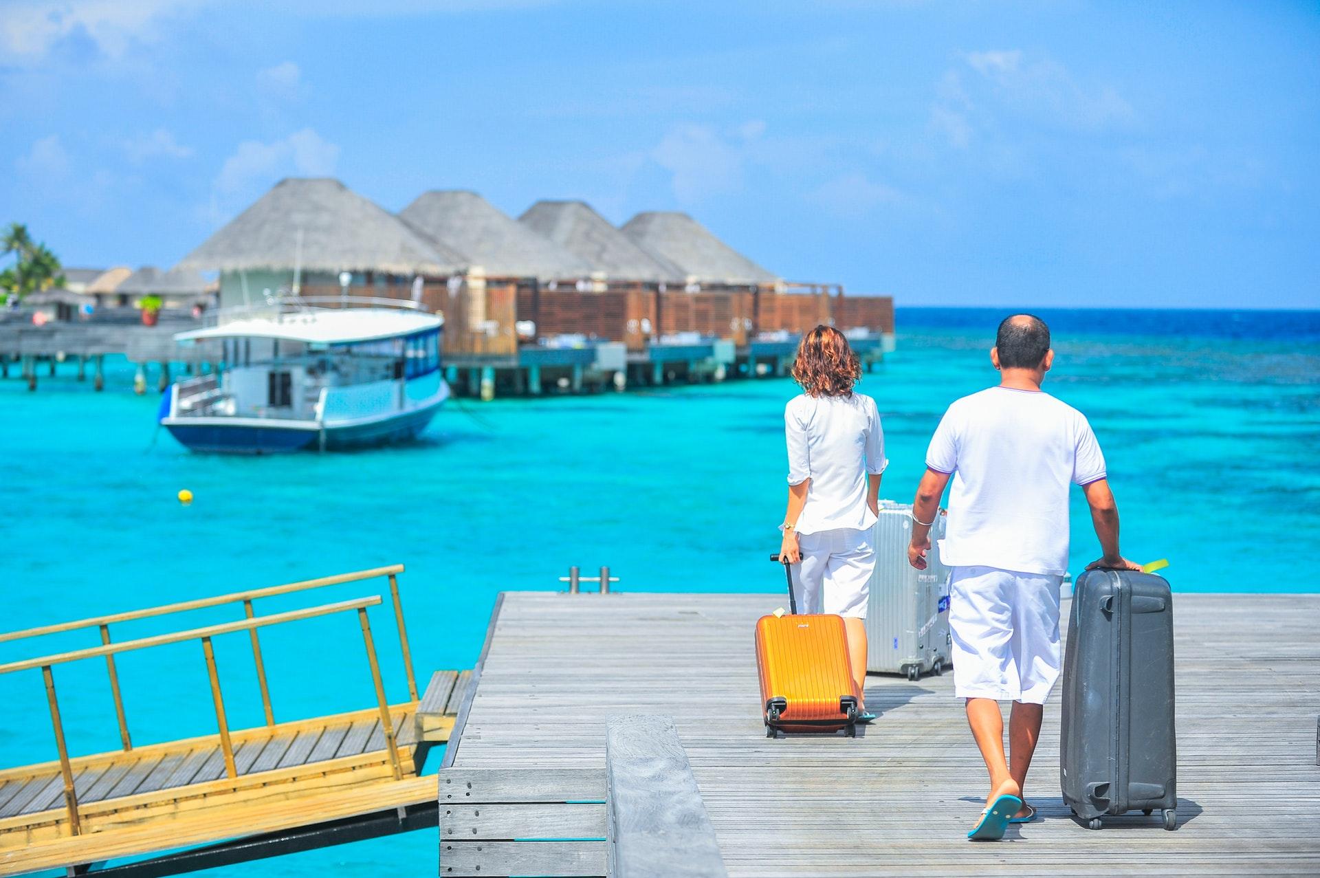 تابستانی به شیرینی سفر : افزایش چشمگیر تعداد گردشگران بینالمللی مالدیو