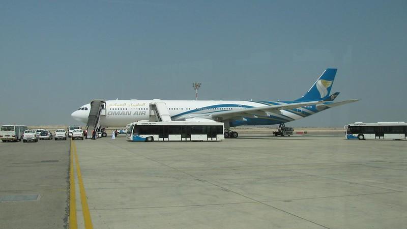 پرواز ویژه عمانایر به مقصد ترکیه